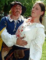 krvák a krvařka z Altblau regimentu