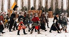 Čarodějovo vojsko v pohybu