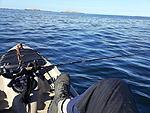 Rybolov v Norsku z kajaku