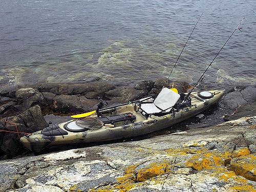 Jackson Kayak CUDA 14 v barvě Forest Camo