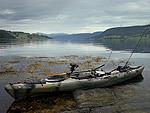 Rybářský kajak CUDA - recenze