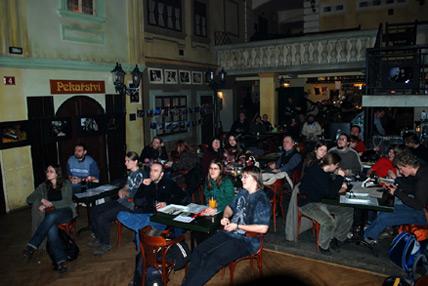 Festival šermířských filmů 2009 - Club kino Černošice (Klikněte pro zvětšení)